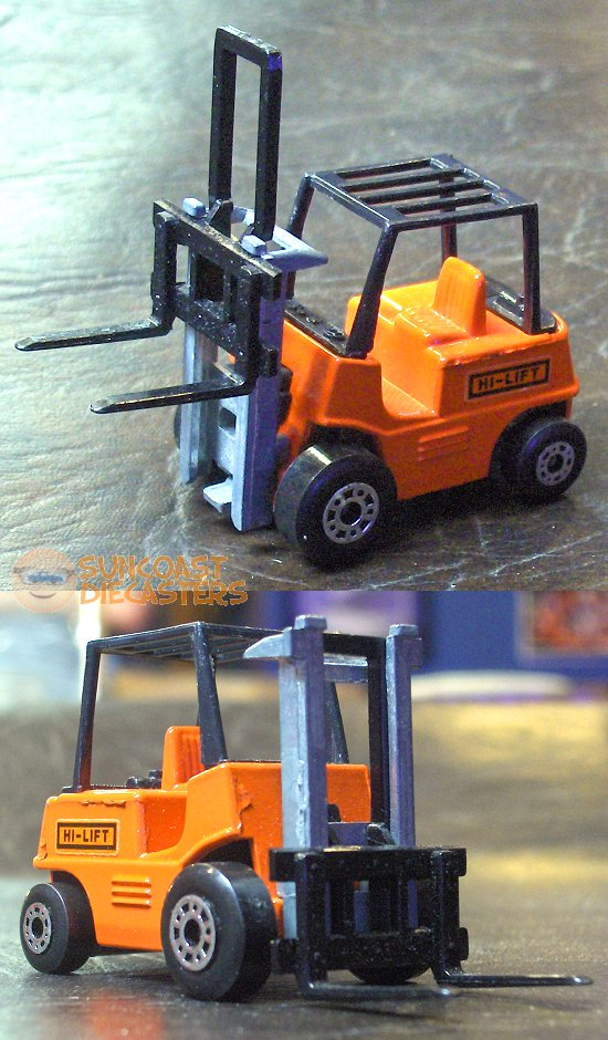 "Buy our fork lift with ""Up"" feature, and get our exclusive ""Down"" feature at no extra cost!"