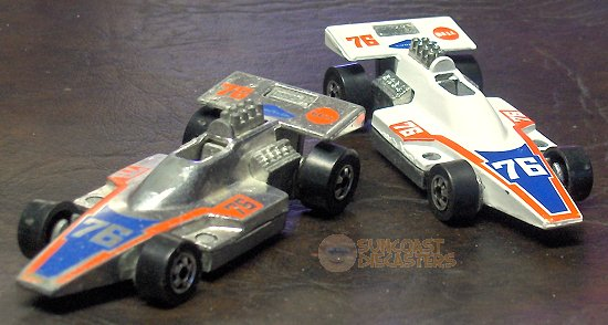 Formula 5000 [L - 1977 Super Chromes; R - 1977 Mainline]