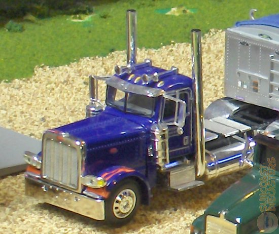 Not exactly Optimus Prime ... But, eh, close enough.